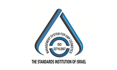 Standards Institution of Israel Certified - Cosmetics